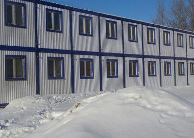 Производство модульных зданий из бытовок и вагончиков